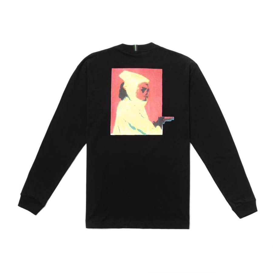 Camiseta Class Longsleeve Ninja Black