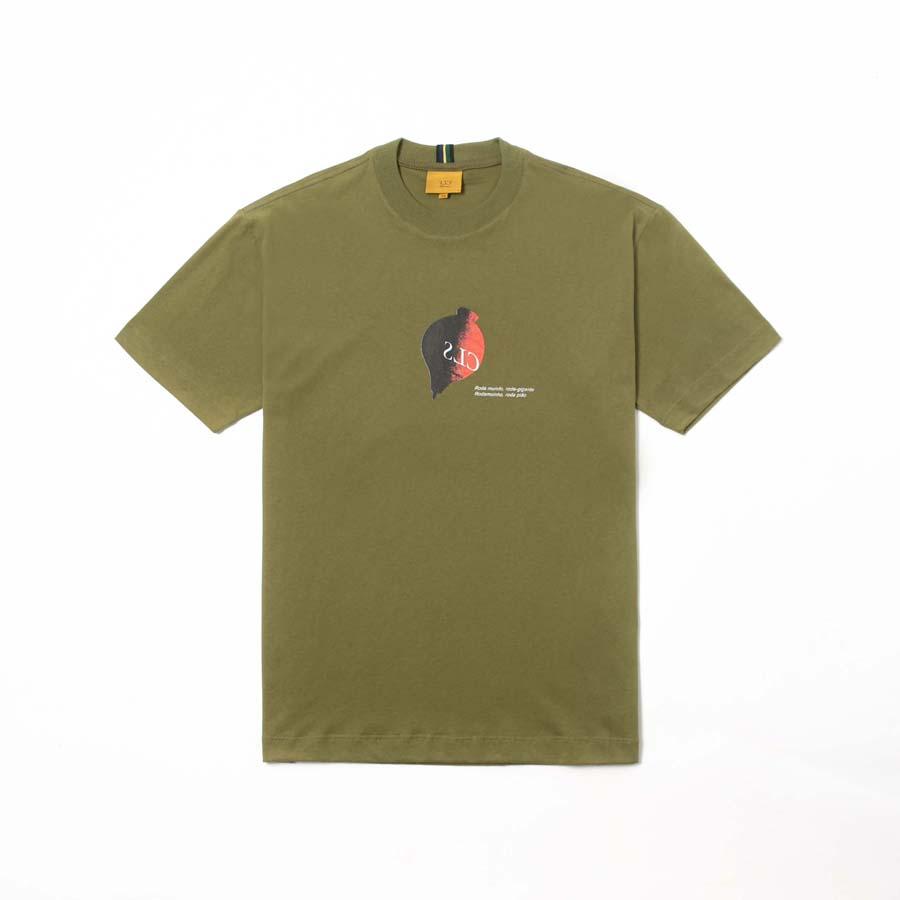 Camiseta Class Pião Green