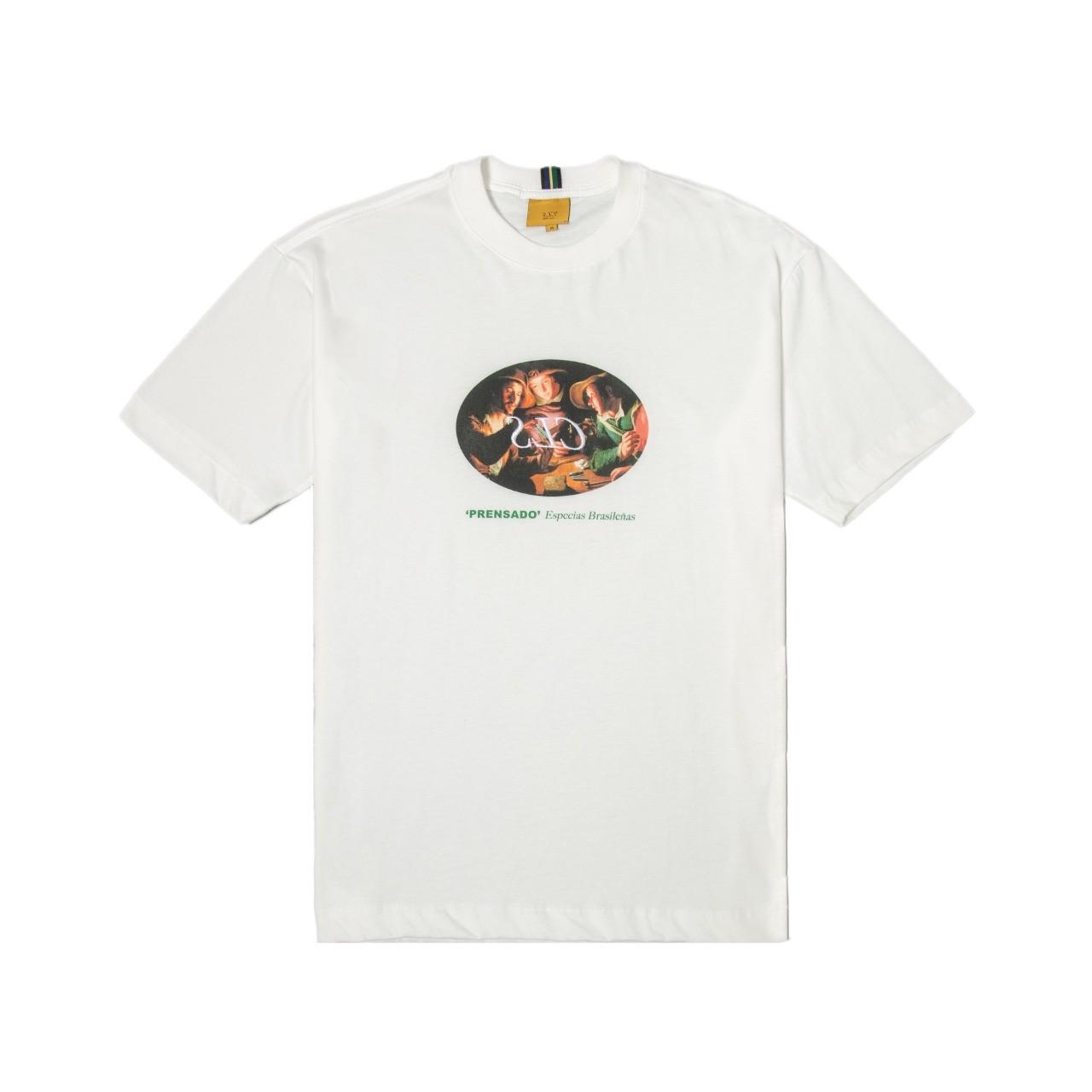 Camiseta Class Pren Branco