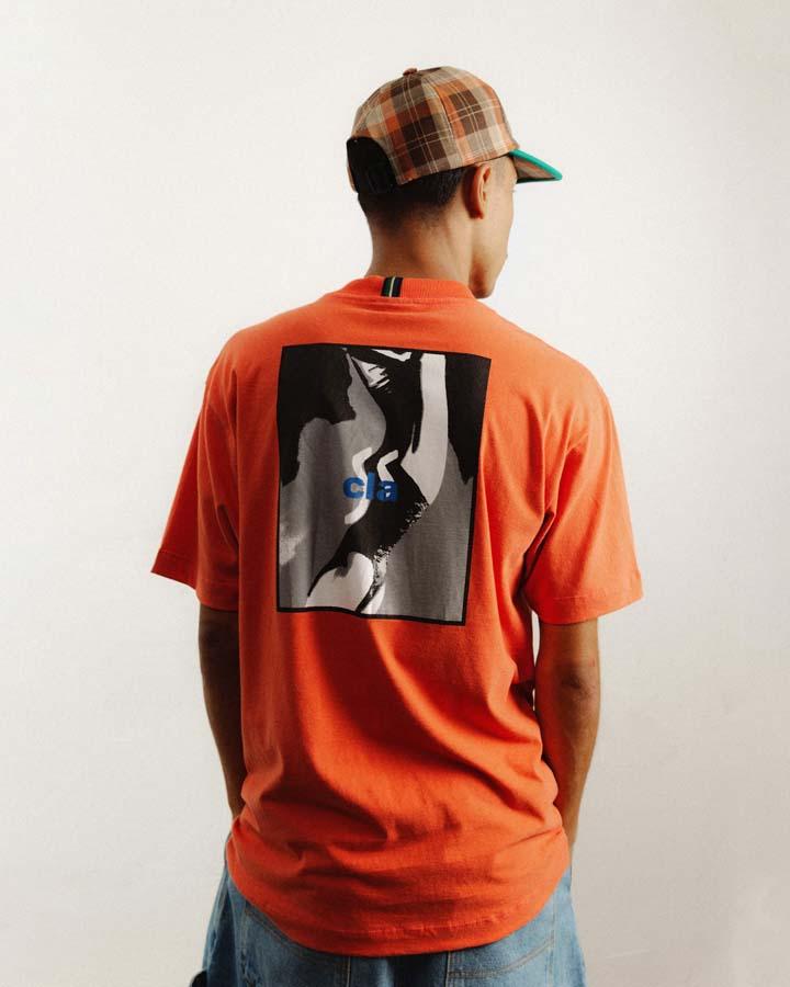 Camiseta Class Volupia Salmon