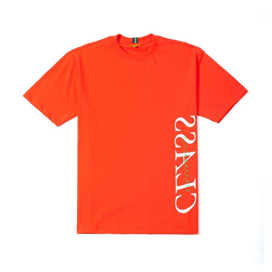 Camiseta Class x Vintageskate Orange