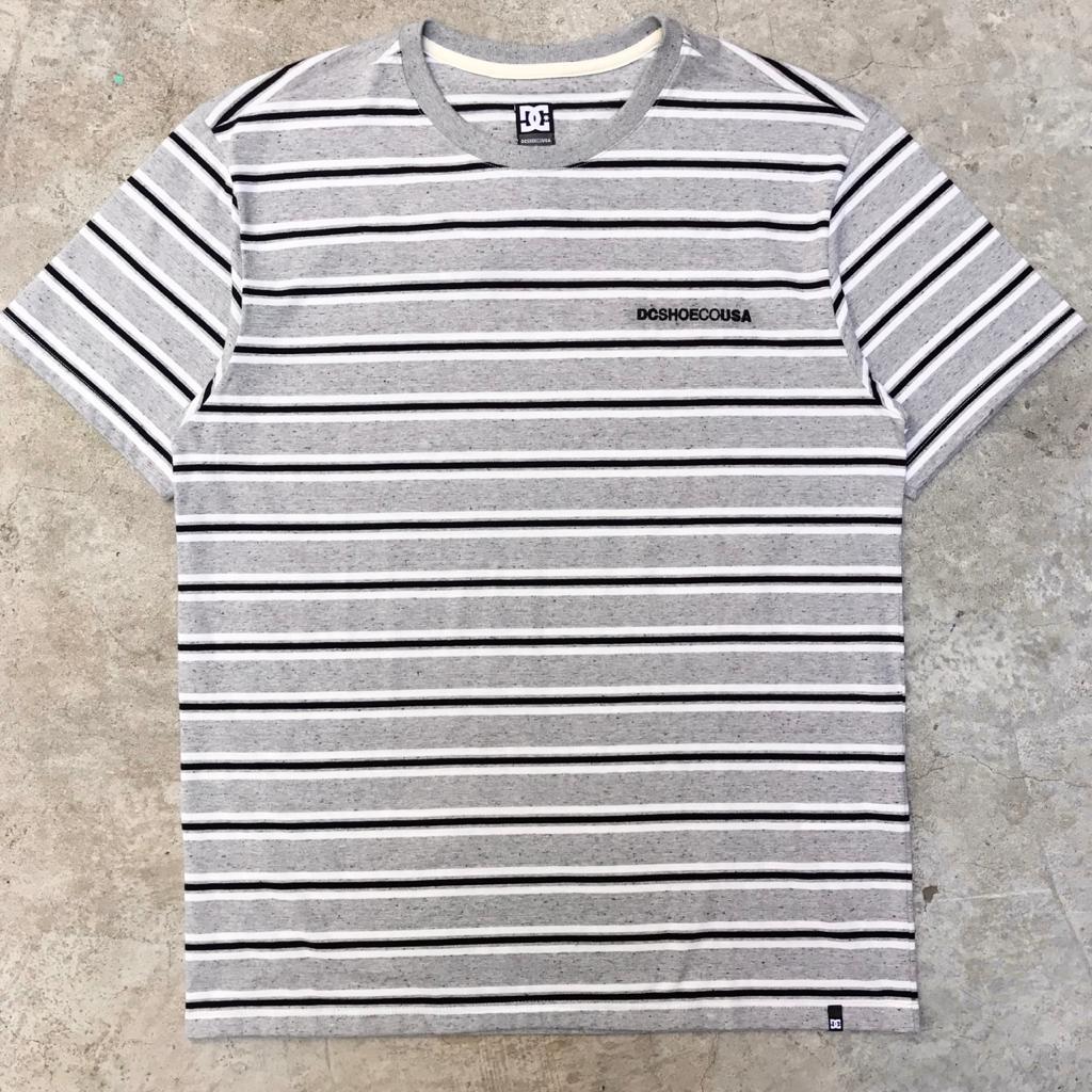 Camiseta DC M/C Jess Neutral Gray