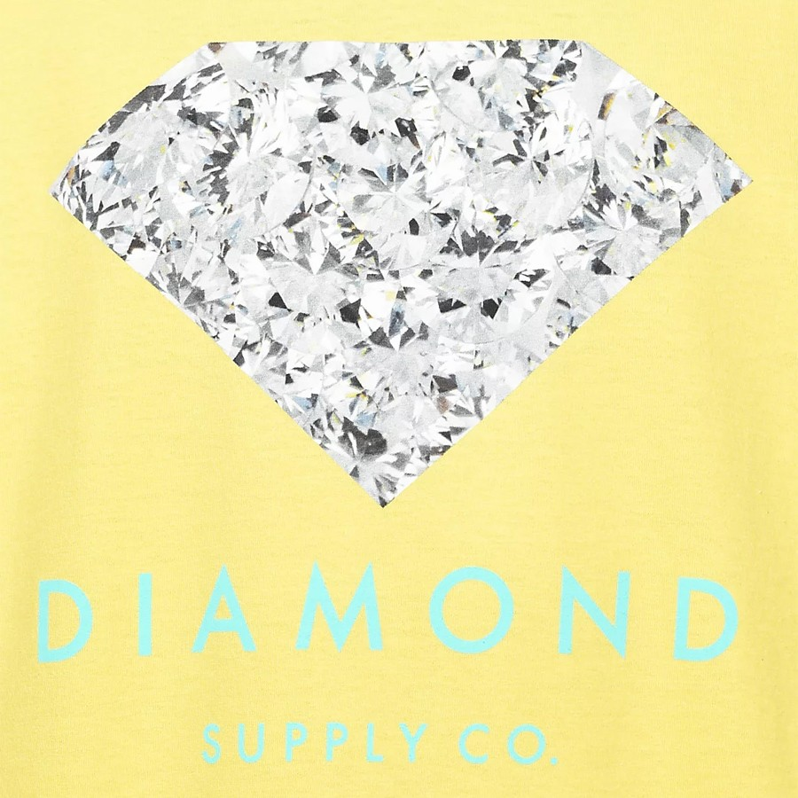 Camiseta Diamond Infinite Yellow