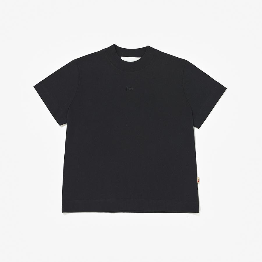 Camiseta Feminina Pace Ey T-Shirt Josei Preto