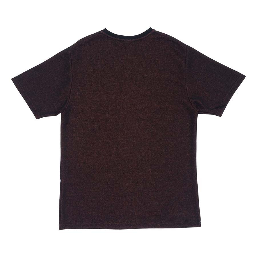Camiseta High Jacquard Tee Dices Black