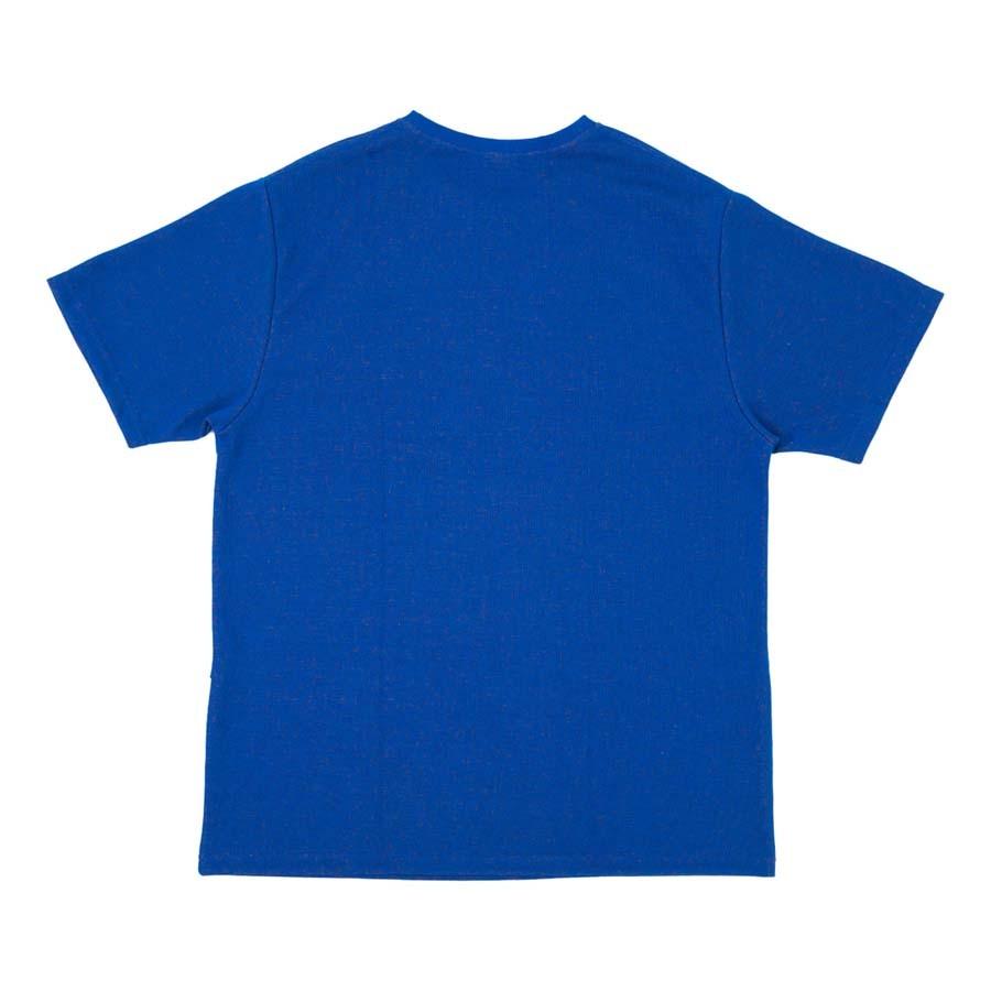 Camiseta High Jacquard Tee Dices Blue