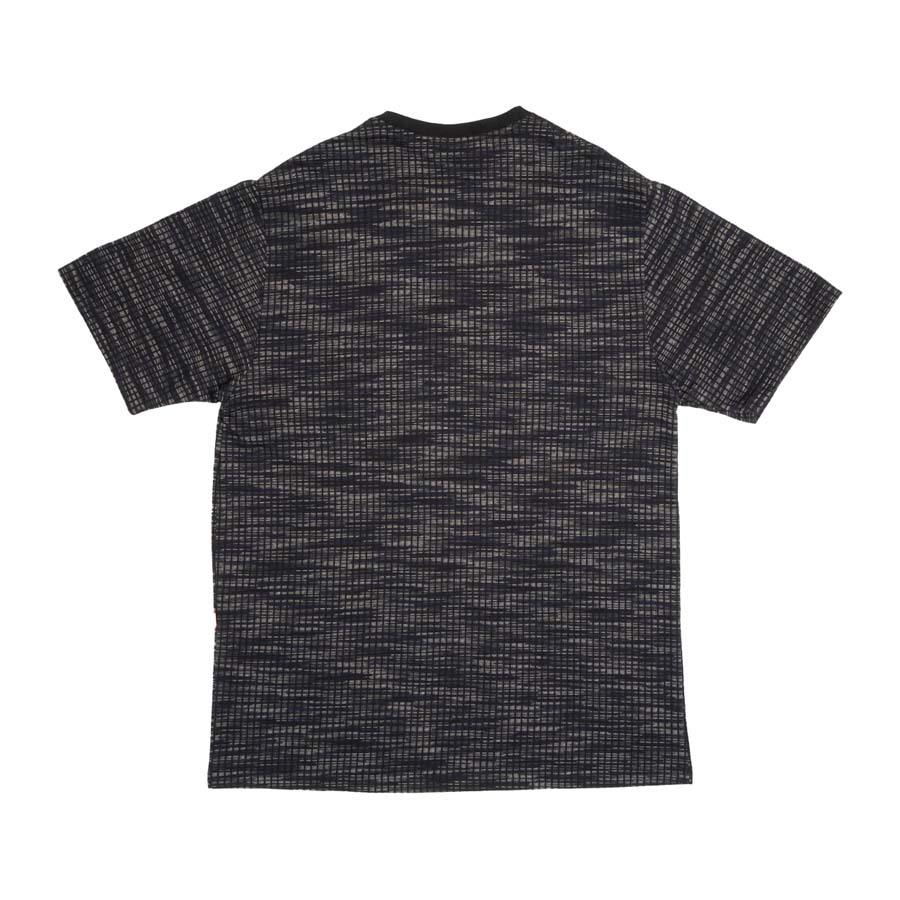 Camiseta High Jacquard Tee Kidz Black