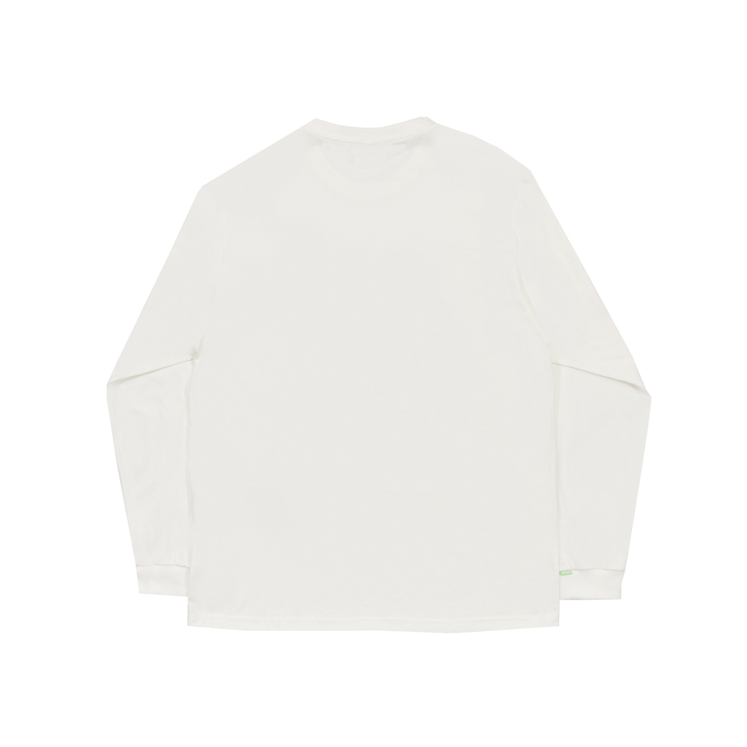 Camiseta High Long Sleeve Pack White