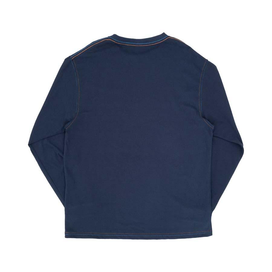 Camiseta High Longsleeve Colored Navy