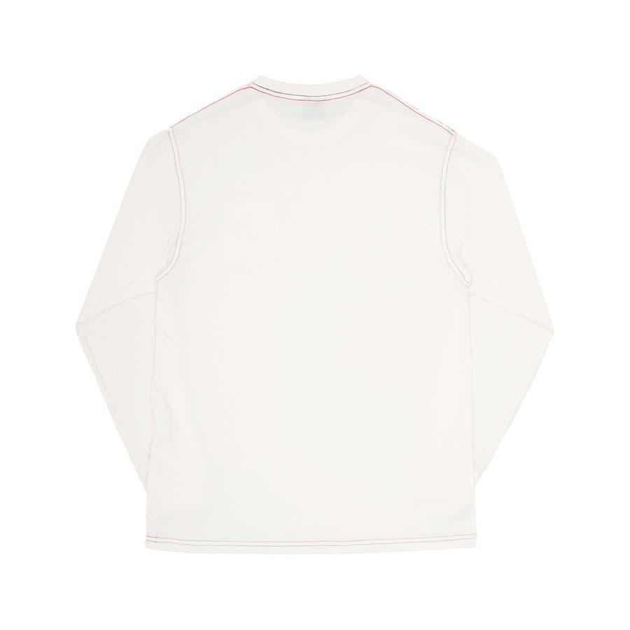 Camiseta High Longsleeve Colored White