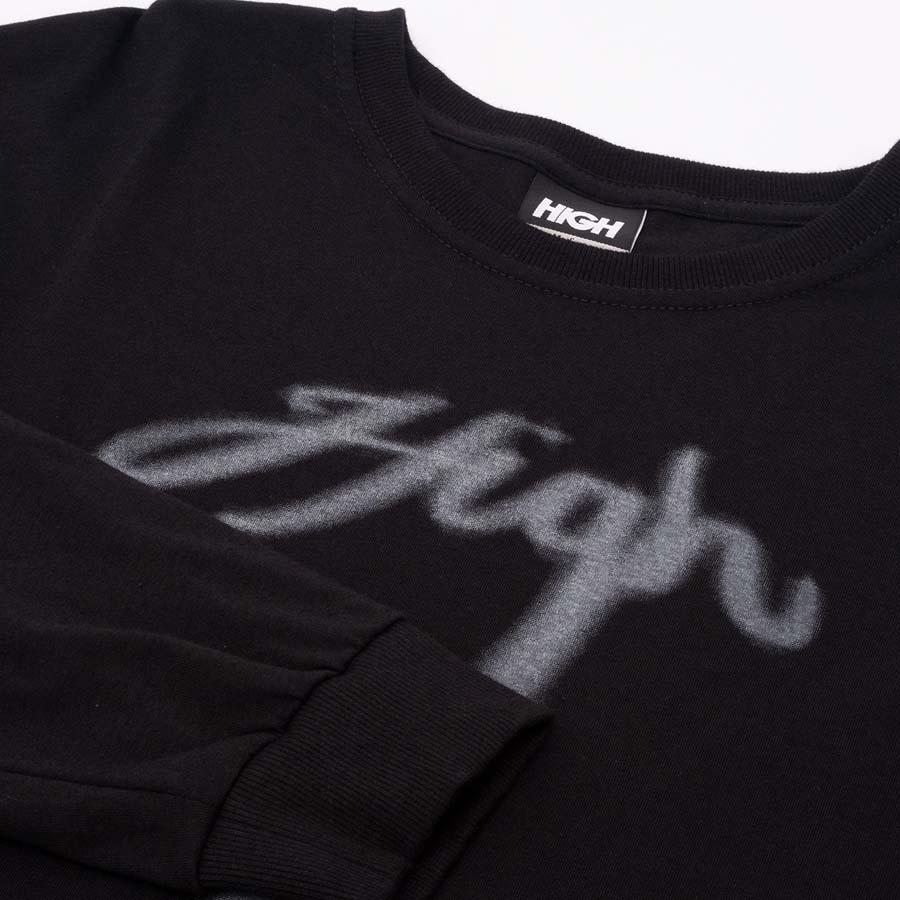 Camiseta High Longsleeve Dreams Black