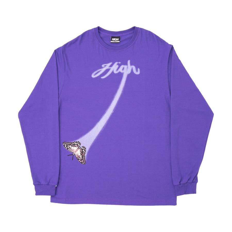 Camiseta High Longsleeve Dreams Purple