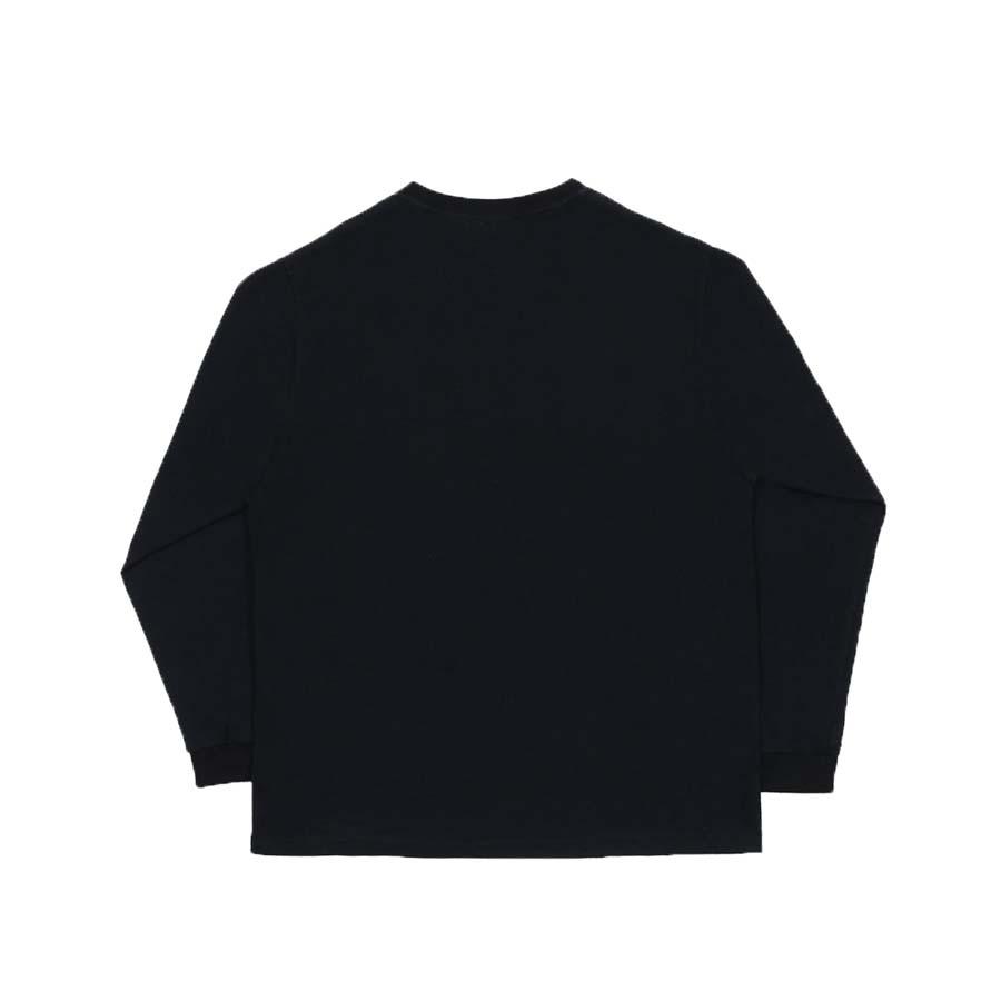 Camiseta High Longsleeve Drunk Black