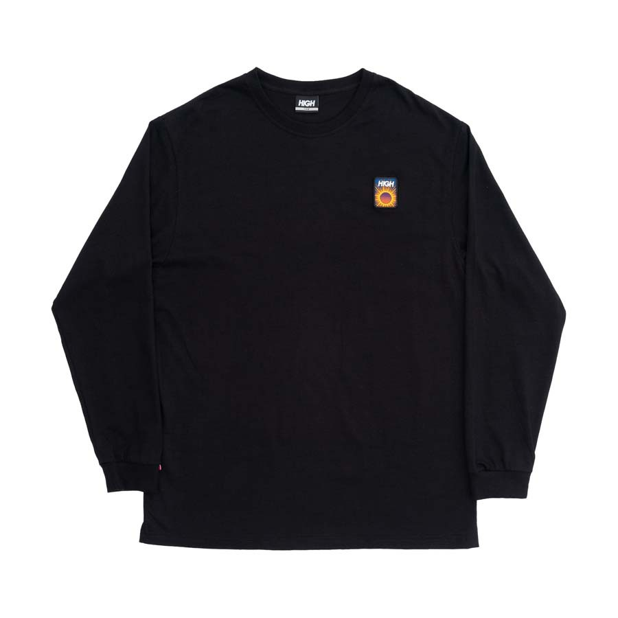 Camiseta High Longsleeve Magical Black