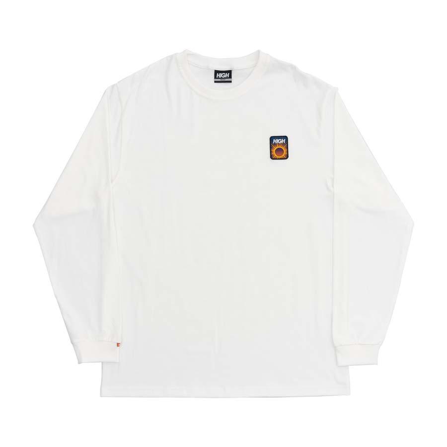 Camiseta High Longsleeve Magical White