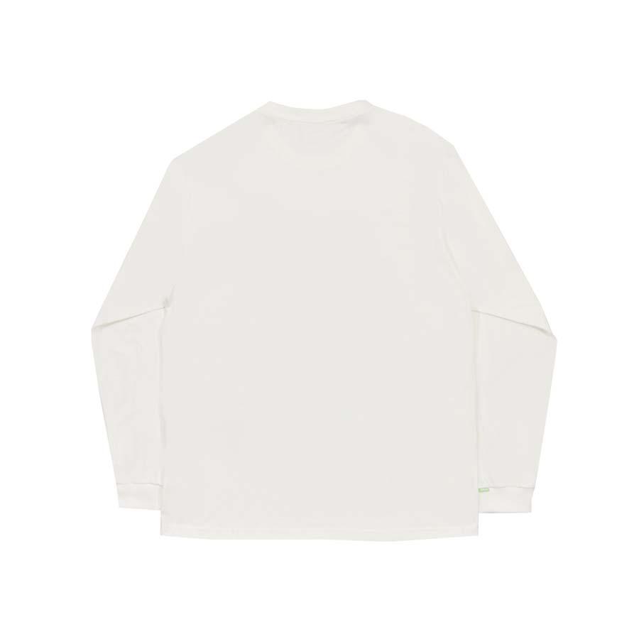 Camiseta High Longsleeve Ninja White