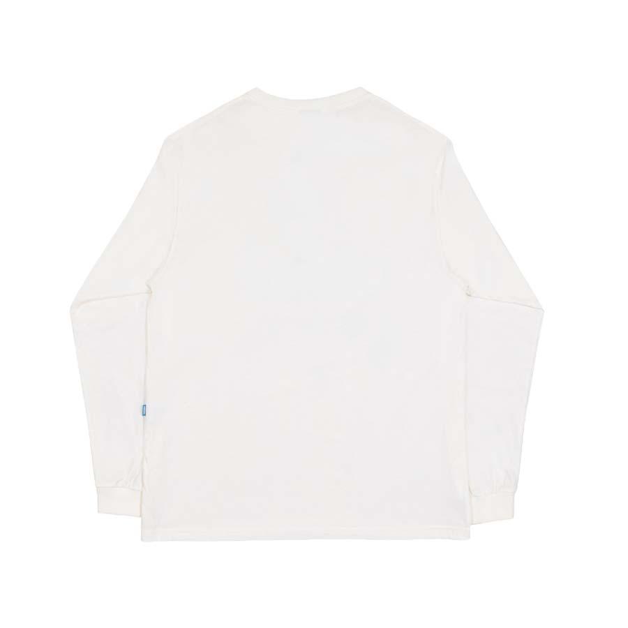 Camiseta High Longsleeve Pills White