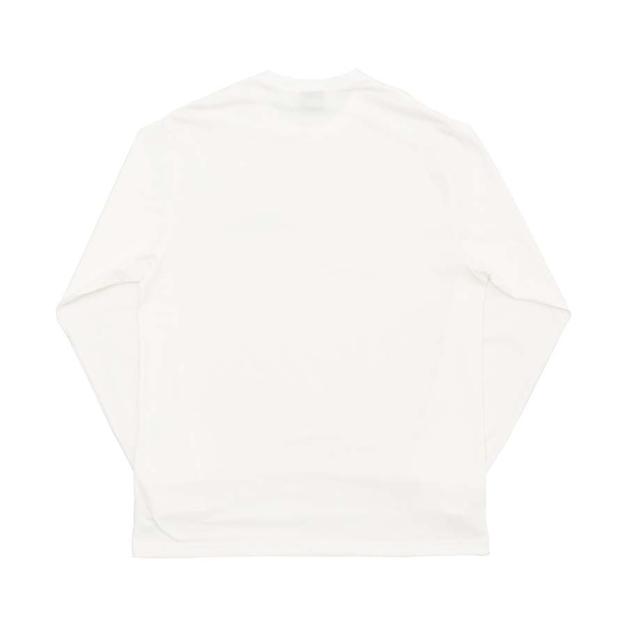 Camiseta High Longsleeve Screwed White