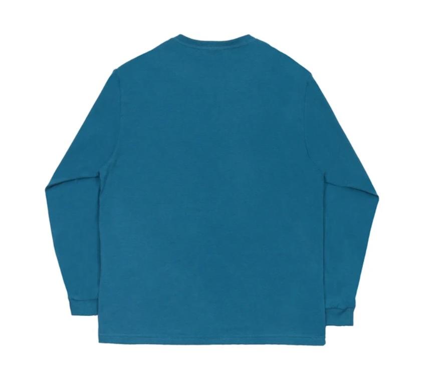 Camiseta High Longsleeve Strength Sea Green