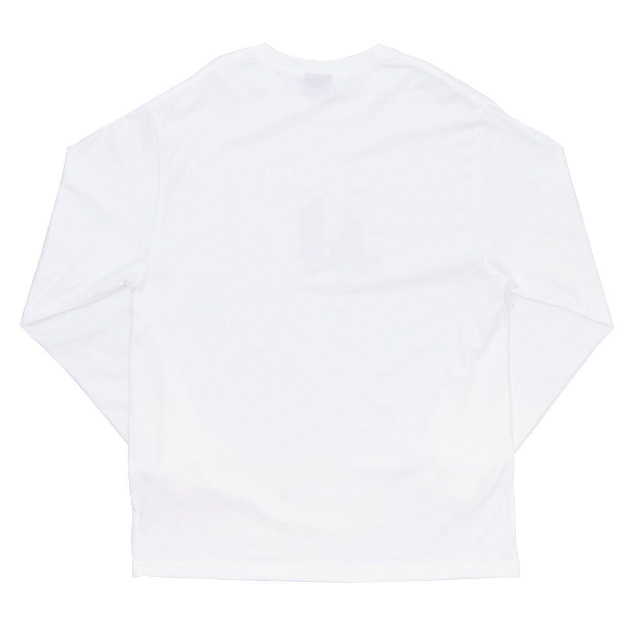 Camiseta High Longsleeve Thinker White