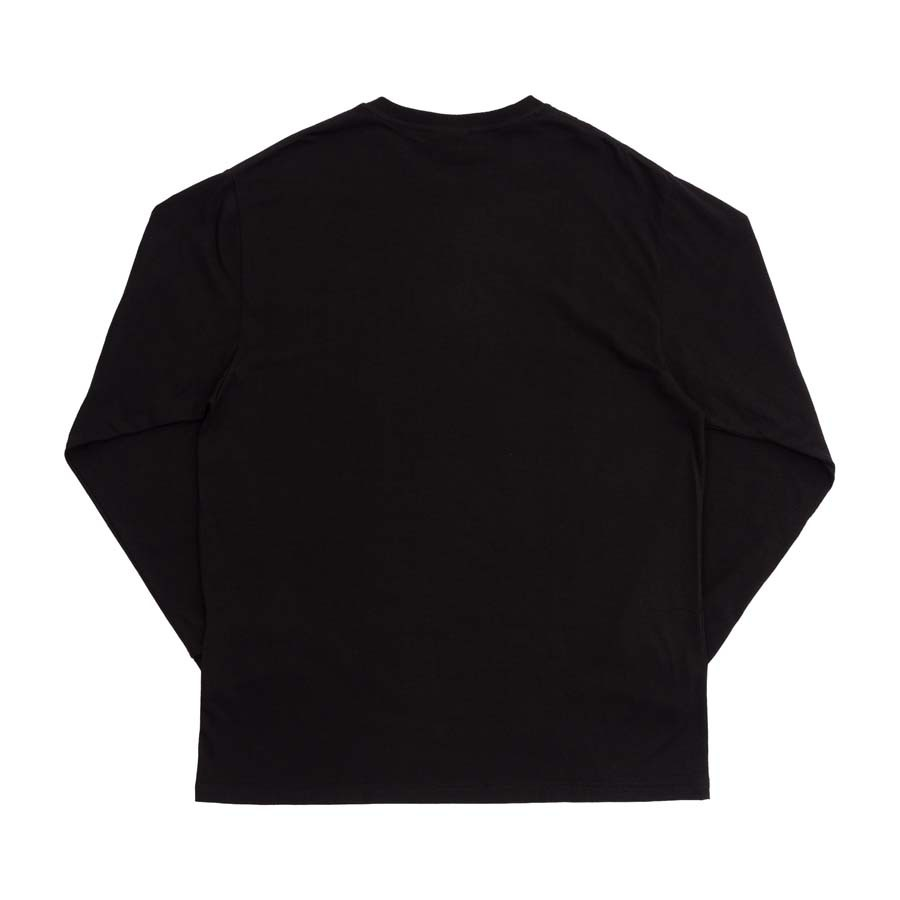 Camiseta High Longsleeve Twist Black