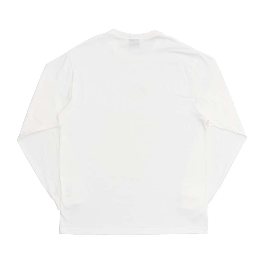 Camiseta High Longsleeve Twist White