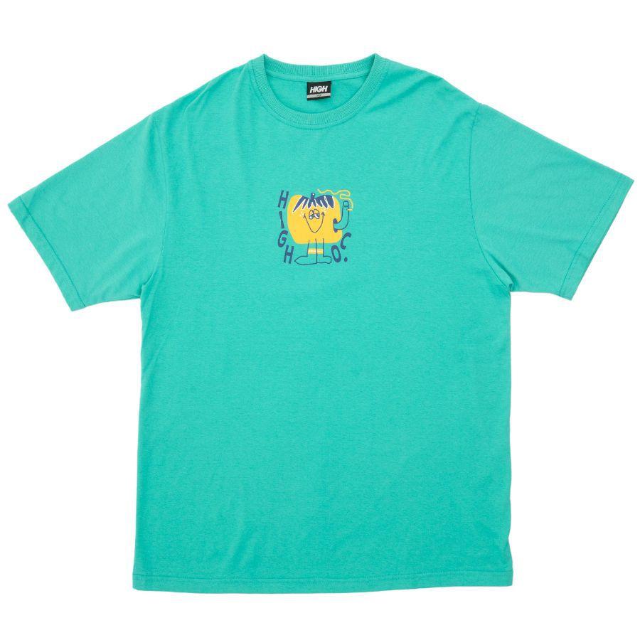 Camiseta High Tee Apple Pool Green