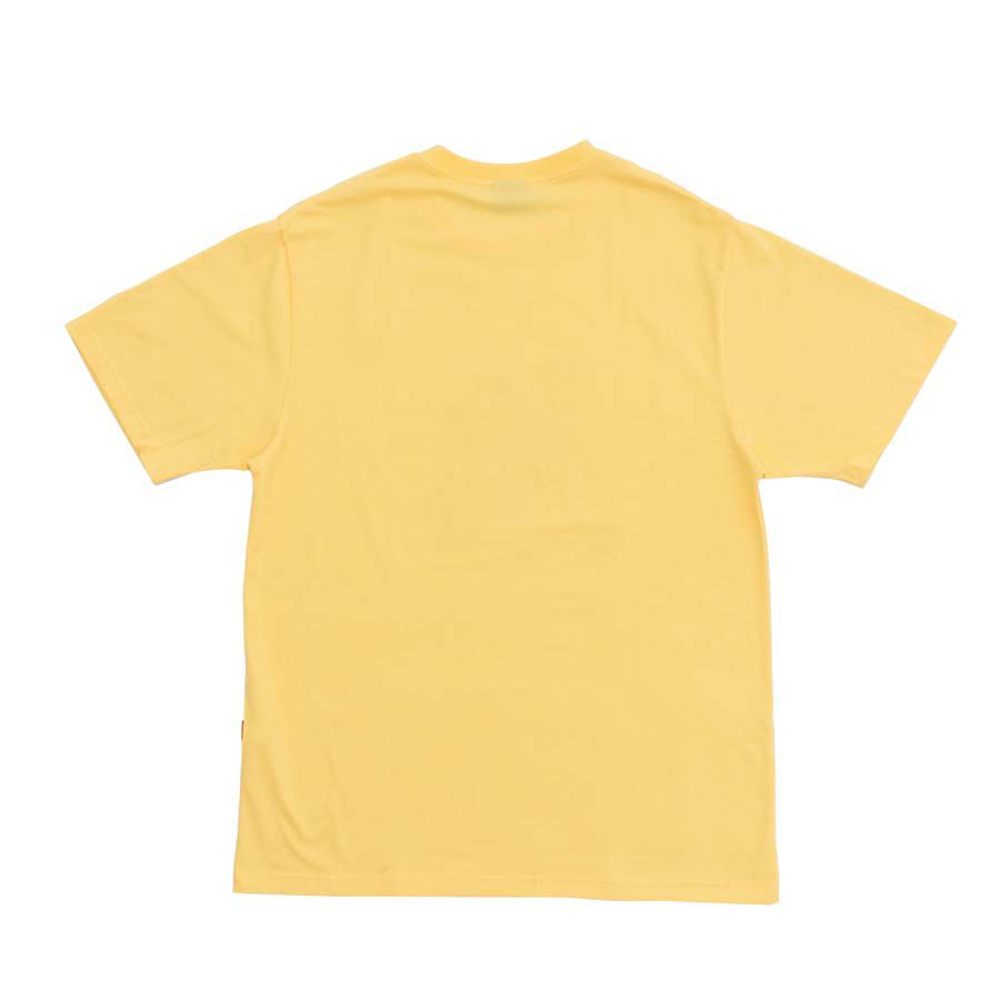 Camiseta High Tee Bambinoz Soft Yellow