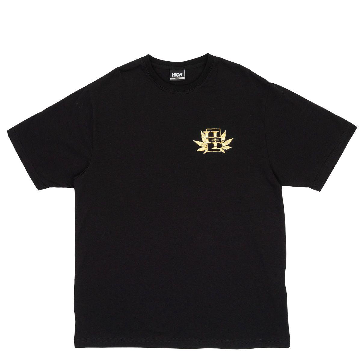 Camiseta High Tee Club Black