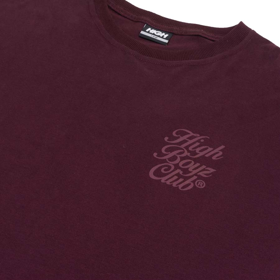 Camiseta High Tee Club Brown