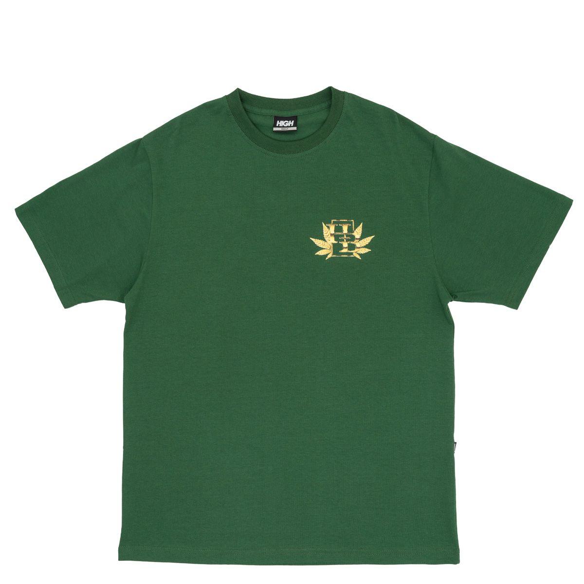 Camiseta High Tee Club Green