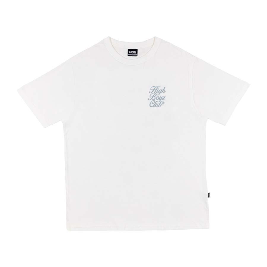 Camiseta High Tee Club White