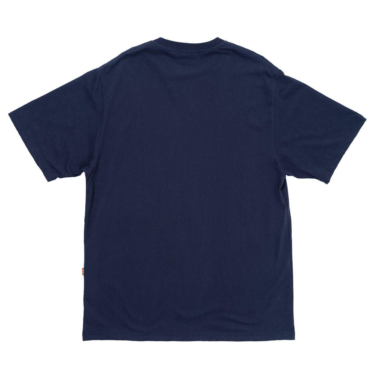 Camiseta High Tee Entertainment Navy