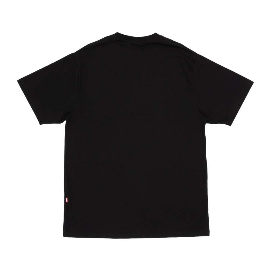 Camiseta High Tee Flow Black
