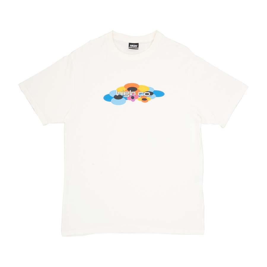 Camiseta High Tee Flow White