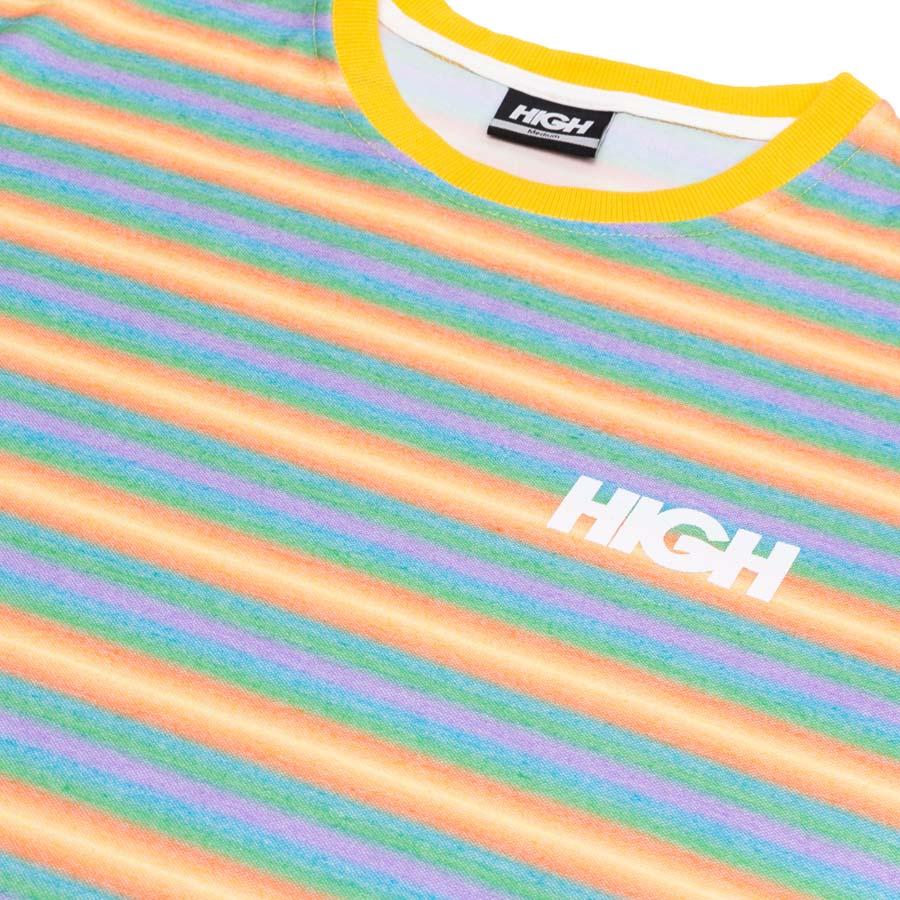 Camiseta High Tee Gradient Kidz Yellow