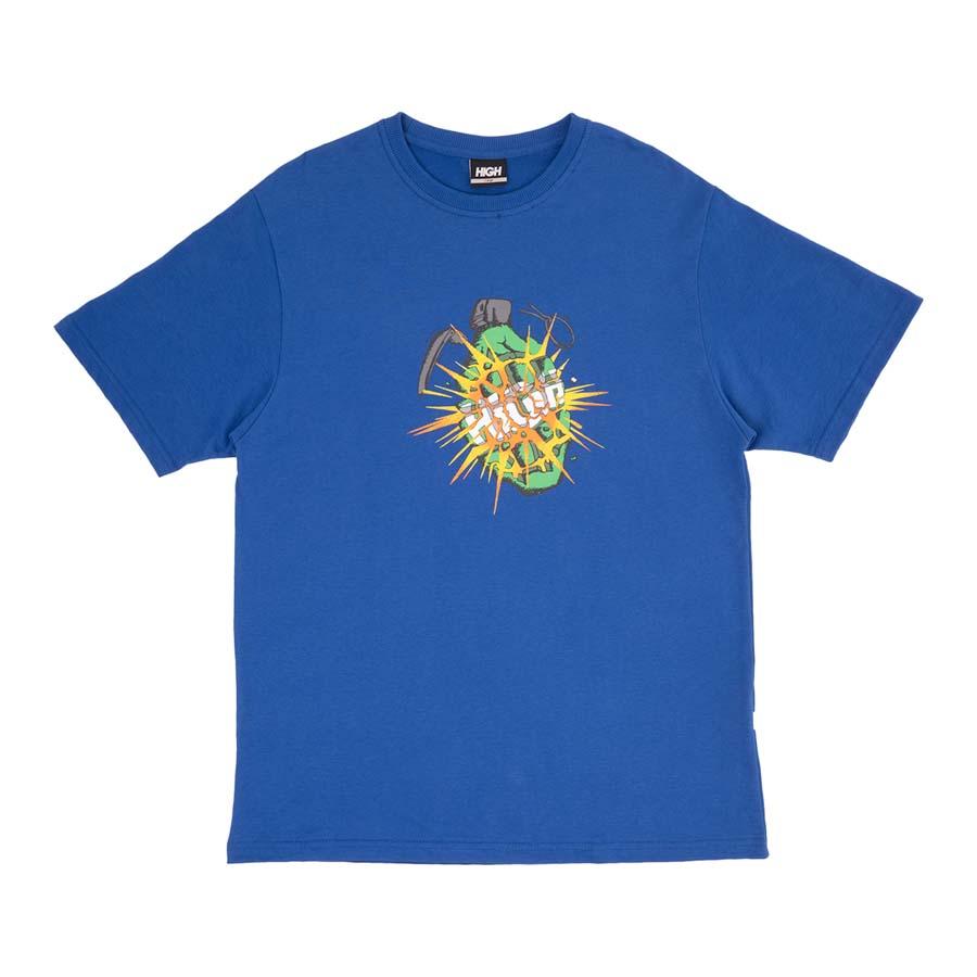 Camiseta High Tee Granade Blue