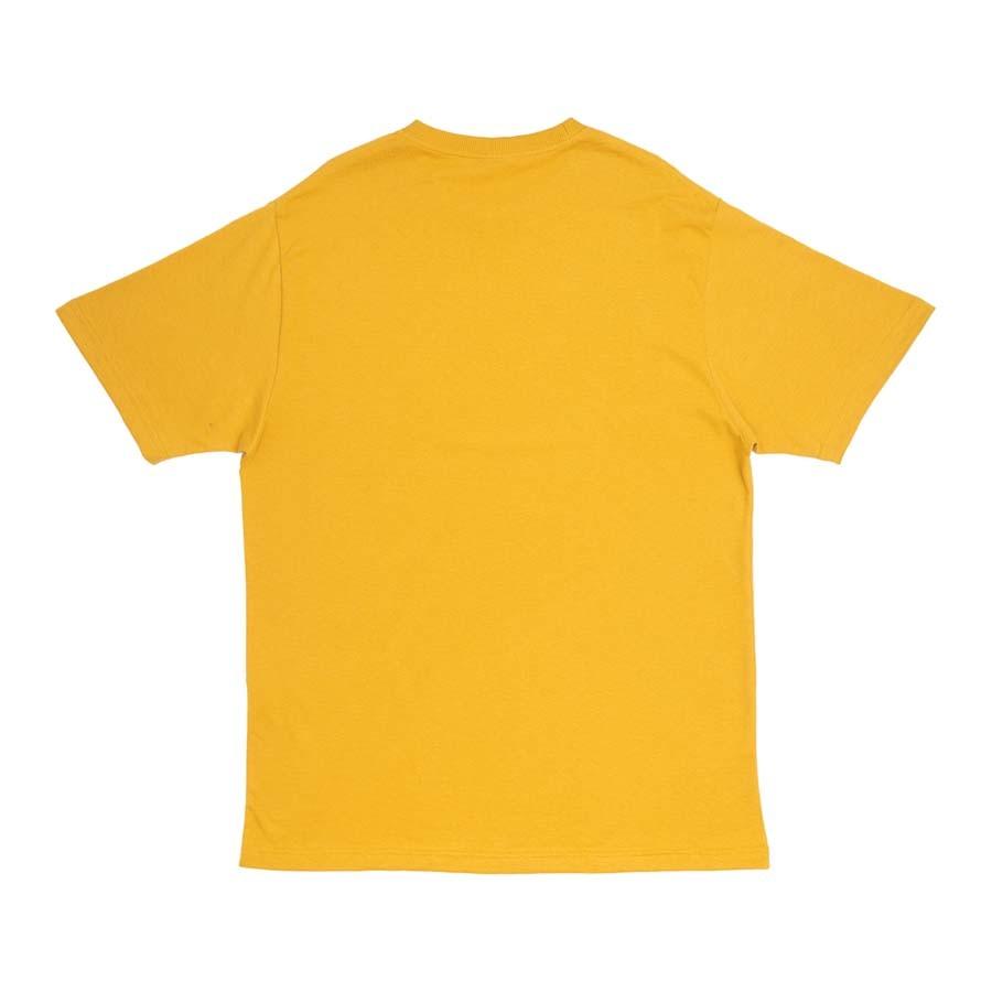 Camiseta High Tee Groove Yellow