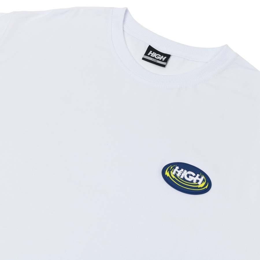 Camiseta HIGH Tee Hypnosis White