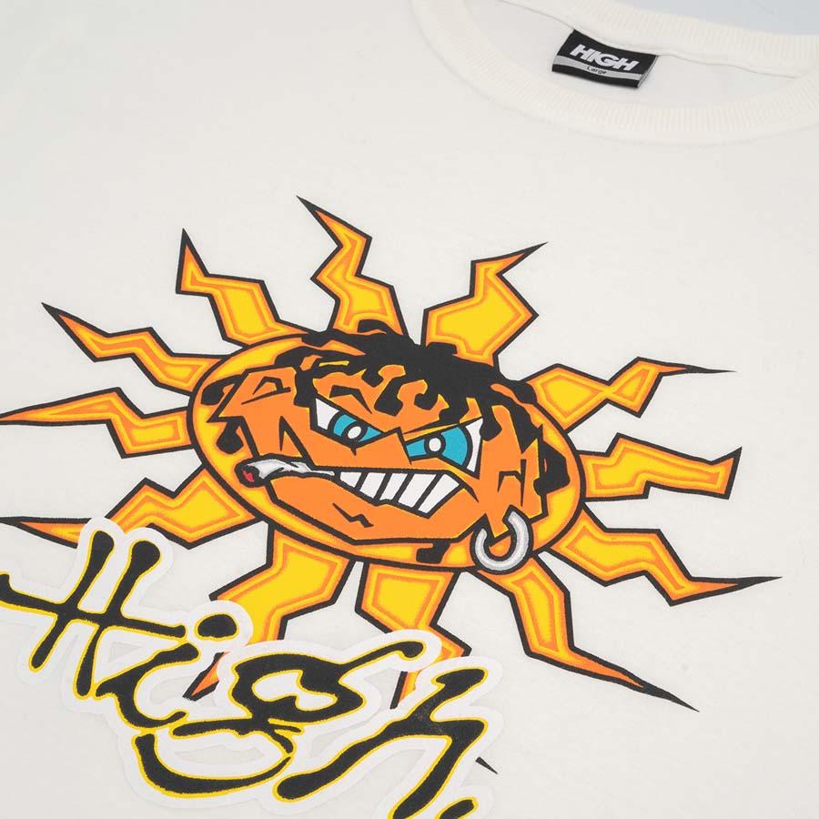 Camiseta High Tee Junglist White