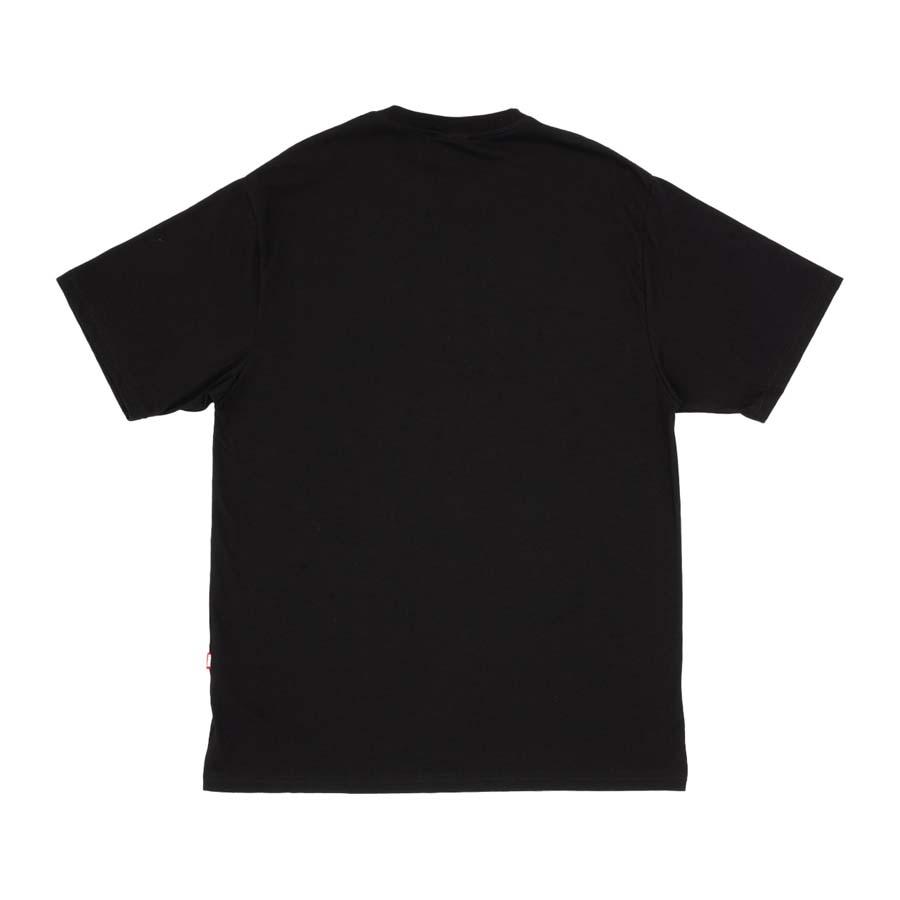 Camiseta High Tee Logo Dots Black