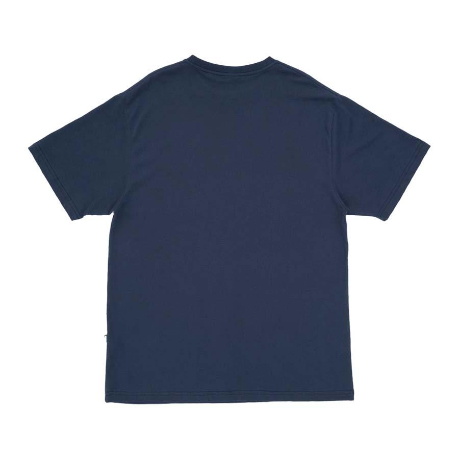 Camiseta High Tee Logo Dots Navy