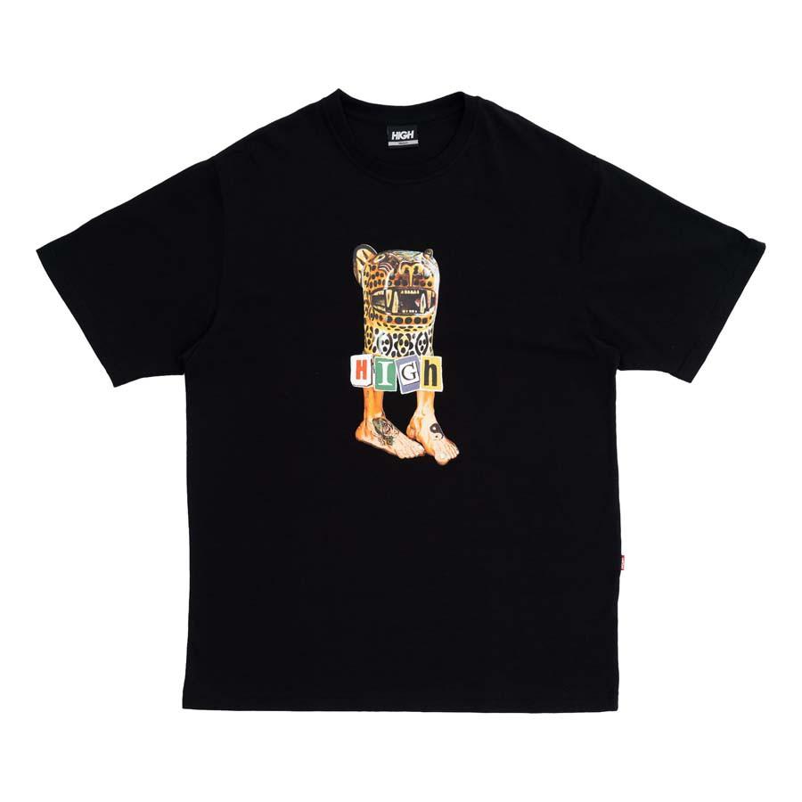 Camiseta High Tee Mitologi Black