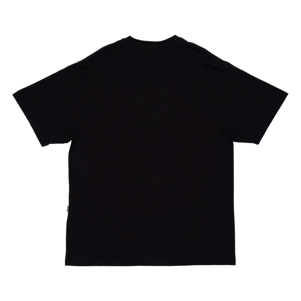 Camiseta High Tee Monkeys Black