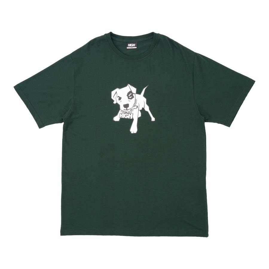 Camiseta High Tee Mutt Green