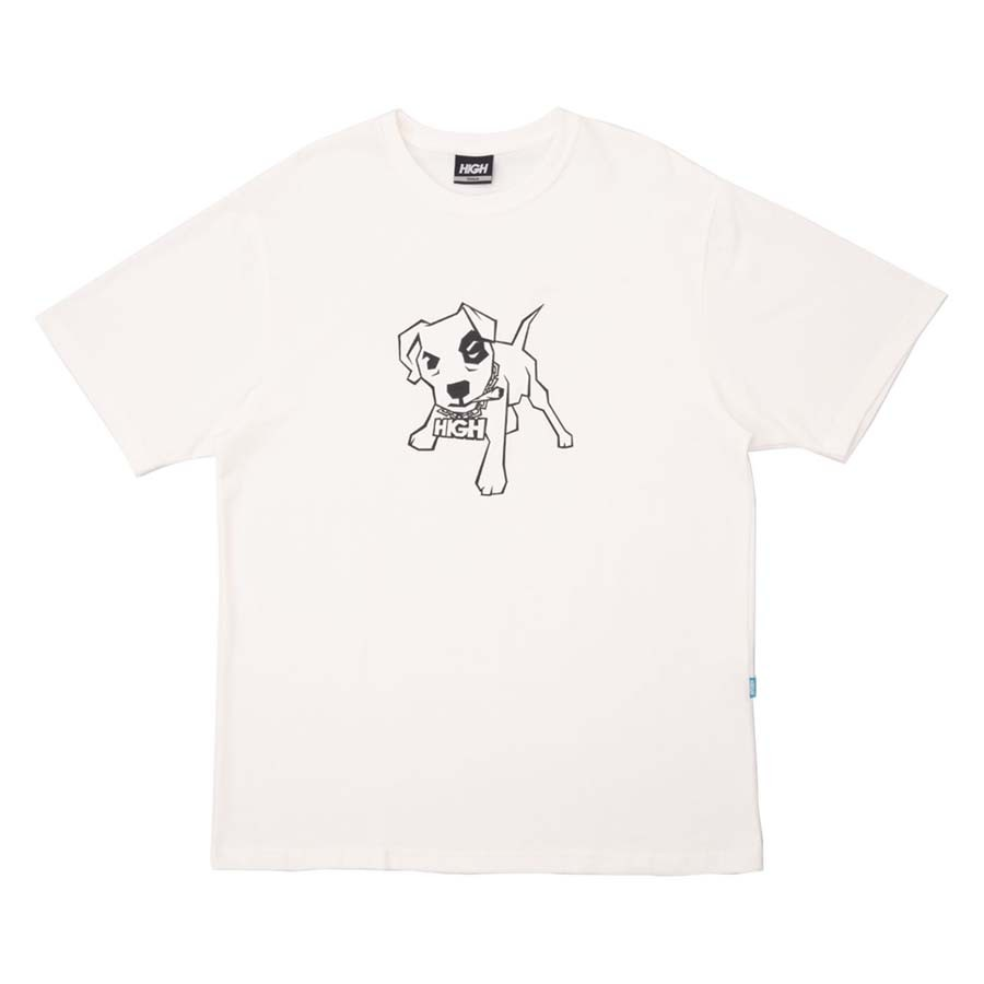 Camiseta High Tee Mutt White