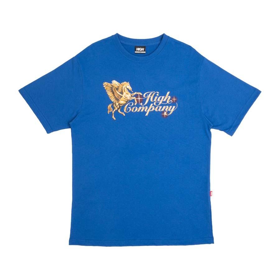 Camiseta High Tee Pegasus Blue
