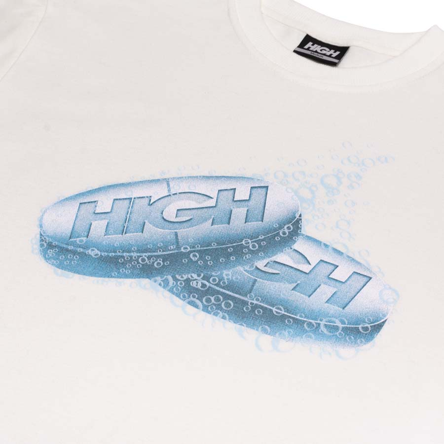 Camiseta High Tee Pills White