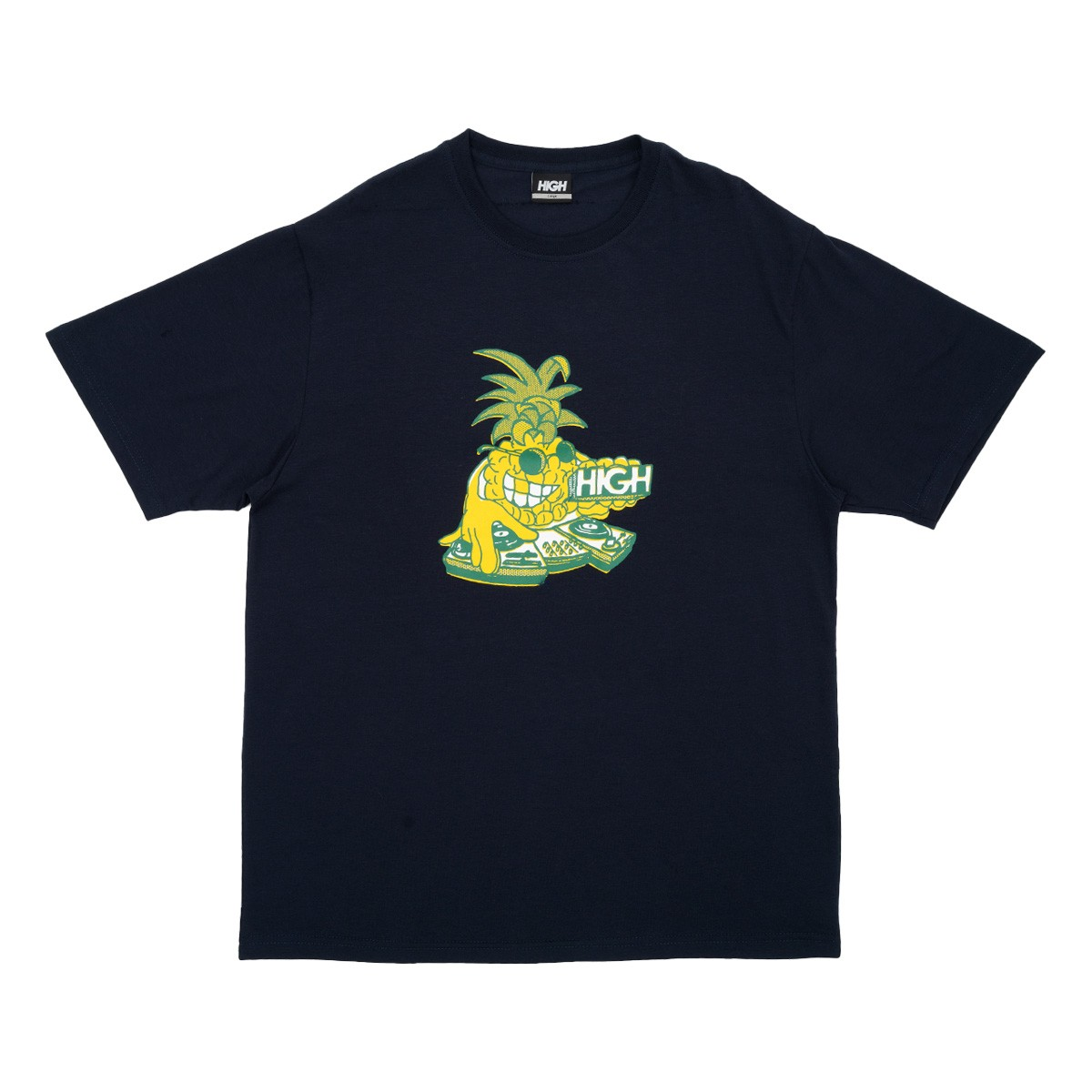Camiseta High Tee Piña Navy