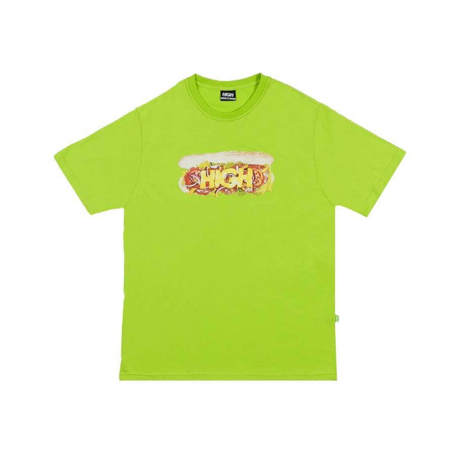 Camiseta HIGH Tee Sandwich Light Green